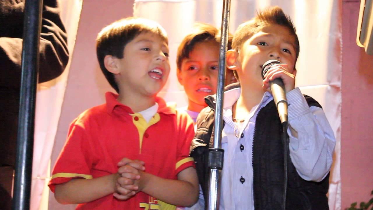 Ecuakaraoke es el mejor sistema de karaoke infantil!