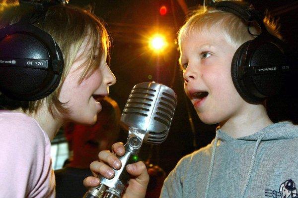 descargar karaoke infantil